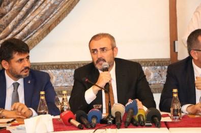 AK Parti'li Ünal Açıklaması 'İşçilerin Çıkarılması Söz Konusu Değil'