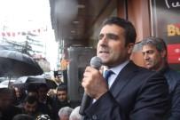 GÖNÜL KÖPRÜSÜ - AK Parti'nin Bingöl Başkan Adayına Coşkulu Karşılama