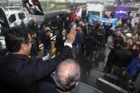 OYA ERONAT - AK Parti'nin Diyarbakır Büyükşehir Belediye Başkan Adayı Atilla'ya Coşkulu Karşılama