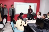 BEYOĞLU BELEDIYESI - Akademi Beyoğlu'nda Robotik Kodlama Eğitimleri Başladı