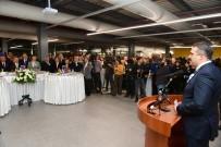 ESKİŞEHİR VALİSİ - Anadolu Üniversitesi'nin 60. Kuruluş Yıl Dönümünde Cumhurbaşkanı Ve YÖK Başkanı'na Teşekkür