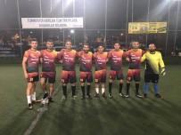 KARAKÖY - 'Atatürk Kupası'Nda 4. Hafta Sona Erdi