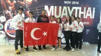 MURAT KAYA - Aydınlı Sporculardan Muay Thai'de 11 Madalya