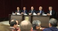 İSTİŞARE TOPLANTISI - Bakan Varank Açıklaması 'Ekonomideki Beklentiler İyiye Gitmeye Başladı'