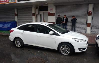 Başakşehir'de Araç Parkı Yüzünden Silahlı Kavga Çıktı Açıklaması 1 Yaralı