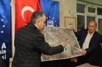 Başkan Alinur Aktaş Açıkladı Açıklaması 'Acemler Düğümü 500 Milyonluk Yatırımla Çözülür'