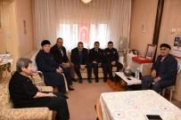 EMNİYET AMİRİ - Bozkurt'tan Şehit Ailesine Taziye Ziyareti