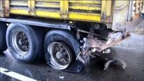 YEŞILKENT - Bozüyük'te Trafik Kazası Açıklaması 1 Yaralı