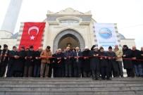 HAYIRSEVER İŞ ADAMI - Büyükçekmece İbrahim Sancak Camii Ve Taziye Evi'nin Resmi Açılışı Gerçekleşti