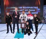 REKOR DENEMESİ - Çeçen Çocuk Guiness Rekorlar Kitabı'na Girmeyi Başardı