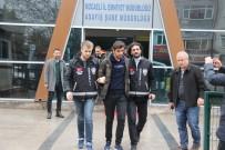 CİNAYET ZANLISI - Cinayet Şüphelileri Sahte Kimlikle Gürcistan'a Kaçarken Yakalandı