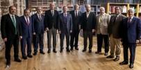 İSTANBUL TEKNIK ÜNIVERSITESI - Çufalı, '2019 Prof. Dr. Fuat Sezgin Yılı' İşbirliği Protokolünü İmzaladı