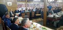 MURAT DURU - Develi'de Muhtarlar Toplantısı Yapıldı