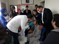 Diyarbakır'da 40 Öğrenciye Diş Taraması