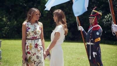 Emine Erdoğan, G-20'De Resmi Eş Programına Katıldı