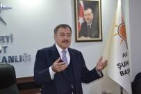 NURULLAH KAYA - Eski Bakan Eroğlu Memleketi Şuhut'ta