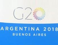 JAPONYA BAŞBAKANI - Cumhurbaşkanı Erdoğan G-20 Zirvesi'nde