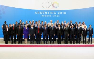 G20  Liderler Zirvesi, Arjantin'de Başladı