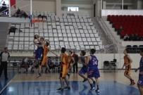 MUSTAFA DOĞAN - Genç Erkekler Basketbol Müsabakaları Başladı