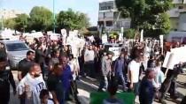 IRKÇILIK - İsrail'deki Araplardan Yıkım Karşıtı Gösteri