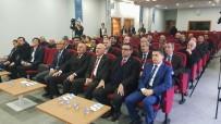 MEHMET UZUN - Karabük'te 'Yenilenebilir Enerji Kooperatifleri' Bilgilendirme Toplantısı Yapıldı