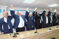 ERTUĞRUL ÇALIŞKAN - Karaman'da AK Parti Belediye Başkan Adayını Tanıttı