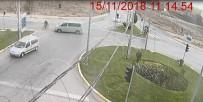 KIRMIZI IŞIK - Kazalar MOBESE Kameralarına An Be An Yansıdı