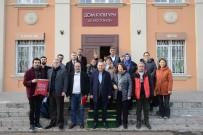 İŞ İNSANLARI - Kimya UR-GE Üyeleri Rusya Pazarına Odaklandı