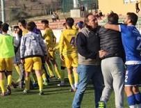 TERTIP KOMITESI - Kırmızı Kart Gören Futbolculara Kızdı, Takımı Ligden Çekti