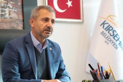 Kırşehir Belediye Başkan Yardımcısı Veli Şahin, Yeniden Meclis Üyesi Olmak İçin Görevini Bıraktı