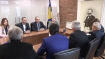 SARAYBOSNA - Kızılayın Bosna Hersek'teki Sığınmacılara Yardımları