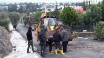 BITEZ - 'Lahit Mezar' Selle Ortaya Çıktı
