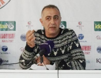 Murat Sönmez Açıklaması 'İyi Oynuyoruz, İyi Puanlar Alıyoruz'