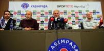 KASIMPAŞA SPOR - Mustafa Denizli Açıklaması 'Fenerbahçe Karşısında Değişik Duygular İçerisinde Olacağım'