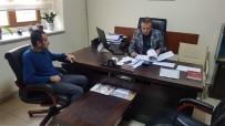 NEVŞEHİR BELEDİYESİ - Nevşehir Belediye Başkanı Seçen, Karasoku Kentsel Dönüşüm Projesi İle İlgili Brifing Aldı
