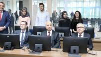 Ömer Halisdemir Üniversitesine Borsa Eğitim Labaratuarı Açıldı