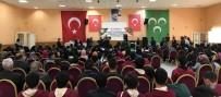TAMER DAĞLı - Osmanlı Ocakları'ndan Adana'da 'Osmanlı'da Hoşgörü' Konferansı