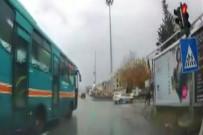 KIRMIZI IŞIK - Pes Dedirten Trafik İhlalleri Kameraya Yansıdı
