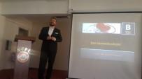 STRATEJI - Prof. Dr. Türkez, Prof. Dr. Necmettin Erbakan Fen Lisesi Öğrencilerine Bor Nanoteknolojisini Anlattı