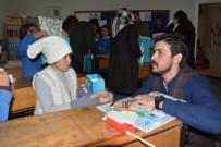 KARDEŞ OKUL - Sarıgöl'de Üniversite Öğrencileri Kardeş Okulları İle Buluştu