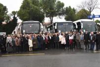 ESENGÜL CIVELEK - Şehit Aileleri İstanbul'a Uğurlandı