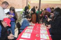 EMEKLİ ÖĞRETMEN - TEMA Vakfı Öğrencilerinden Nostaljik Oyuncalara Yoğun İlgi