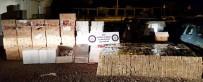 İNCIRLIK - Tırdan 600 Bin Liralık Kaçak Sigara Çıktı