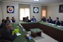 MEHMET ŞAHIN - TKDK Destekleri Bilgilendirme Toplantısı Yapıldı
