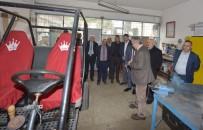 ORTAHISAR - Trabzon'da Mesleki Eğitimin Geliştirilmesi İçin İşbirliği Yapılacak