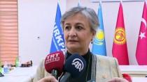 ÖZBEKISTAN - Türk Dünyası Kadın Platformundan TÜRKPA'ya Ziyaret