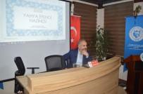 MEZAR TAŞLARı - Türk Ocağı'nda 'Taşa Kazınan Tarih Açıklaması Osmanlı Hazineleri' Konferansı