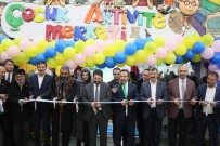 OYUNCAK MÜZESİ - Türkiye'nin En Büyük Çocuk Aktivite Merkezi Aksaray'da Açıldı