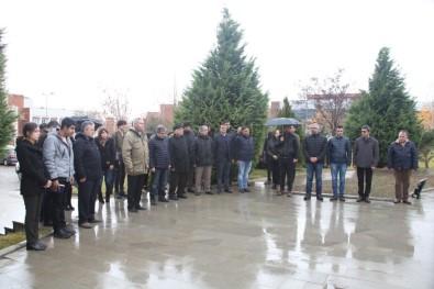 Uçak Kazasında Hayatını Kaybeden Bilim Adamları SDÜ'de Anıldı