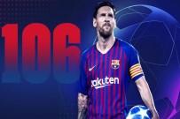 LİONEL MESSİ - UEFA Şampiyonlar Ligi'nde Haftanın Futbolcusu Messi